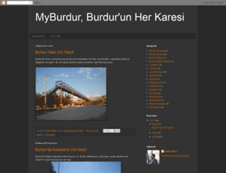 myburdur.blogspot.com screenshot