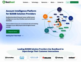 mybuzzboard.com screenshot