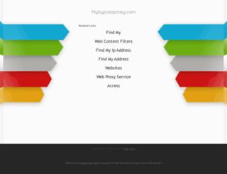 mybypassproxy.com screenshot