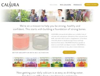mycalsura.com screenshot