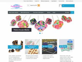 mycapitalletters.com screenshot