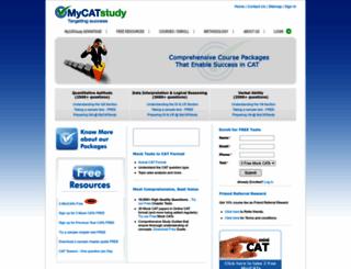 mycatstudy.com screenshot