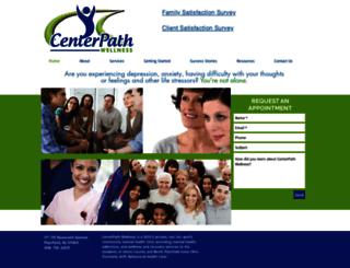 mycenterpath.org screenshot