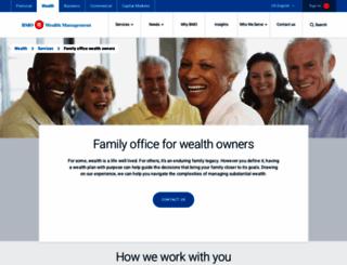 mycfo.com screenshot
