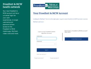 mychartlink.com screenshot