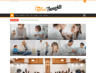 mychillthoughts.com screenshot