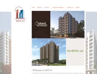 mycoinfra.com screenshot