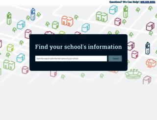 mycollegepaymentplan.com screenshot