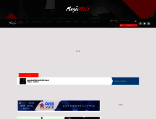 mycolumbusmagic.com screenshot