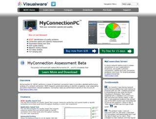 myconnectionpc.com screenshot