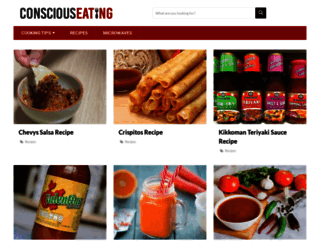 myconsciouseating.com screenshot