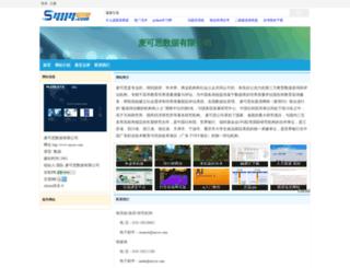 mycos.54114.com screenshot