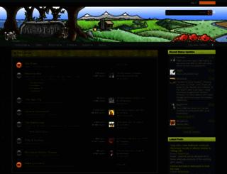 mycotopia.net screenshot