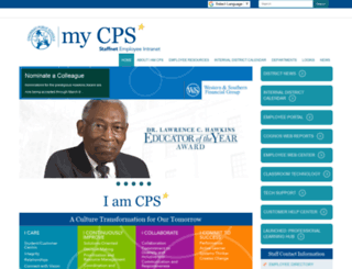 mycps.cps-k12.org screenshot