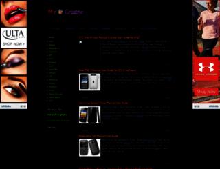 mycreative-nafa.blogspot.com screenshot