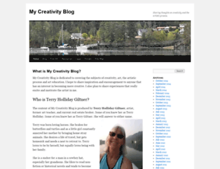 mycreativityblog.com screenshot