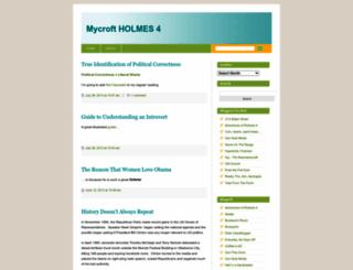 mycrofth4.wordpress.com screenshot