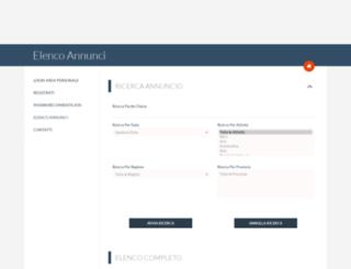 mycv.aubay.it screenshot