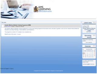 mycybersphere.net screenshot