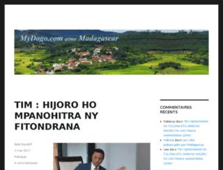 mydago.com screenshot