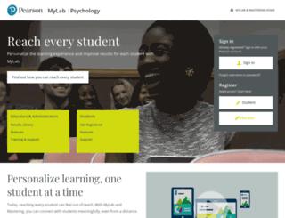 mydevelopmentlab.com screenshot