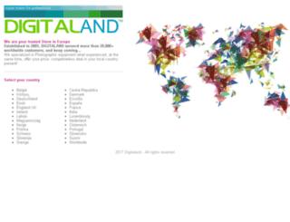 mydigitaland.com screenshot