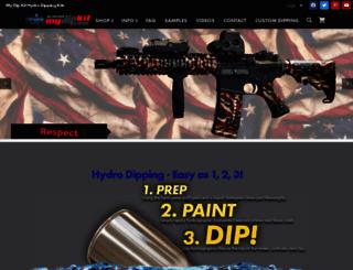 mydipkit.com screenshot