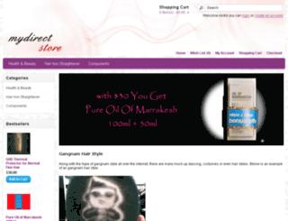 mydirectstore.com.au screenshot