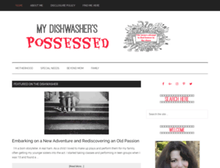mydishwasherspossessed.blogspot.com screenshot