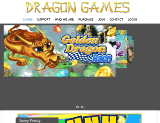mydragongames.com screenshot