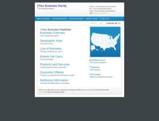 mydriveraccount.com screenshot