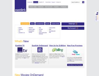 myeastlink.ca screenshot