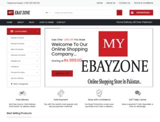 myebayzone.com screenshot