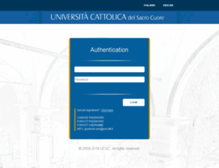 myeducatt.unicatt.it screenshot