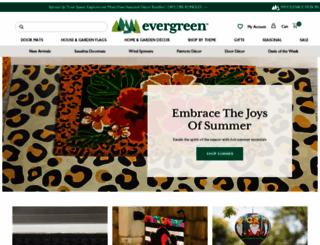 myevergreen.com screenshot