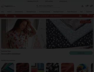 myfabrics.co.uk screenshot
