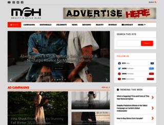 myfacehunter.com screenshot