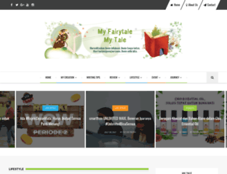 myfairytalemytale.blogspot.com screenshot