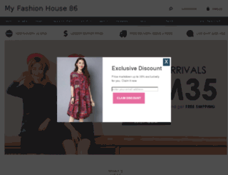 myfashionhouse86.com screenshot