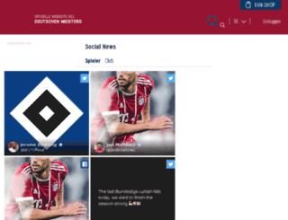myfcb.de screenshot