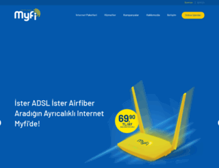 myfi.com.tr screenshot