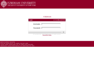 myfiles.fordham.edu screenshot