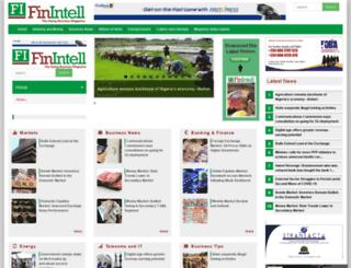 myfinancialintelligence.com screenshot