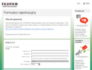 myfinepix.com.mx screenshot