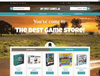 myfirstgames.sg screenshot