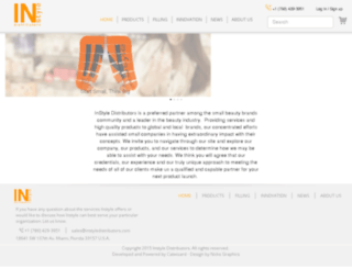 myfirstpackage.com screenshot