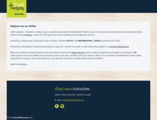 myfoodmarket.cz screenshot