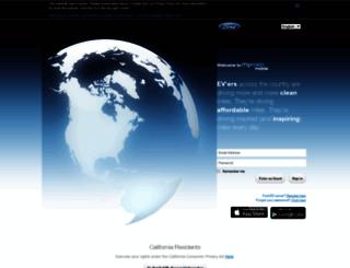 myfordmobile.com screenshot