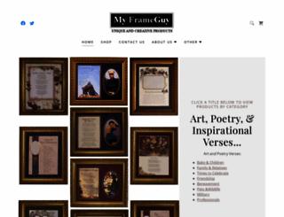 myframeguy.com screenshot