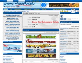 myfreeway.info screenshot
